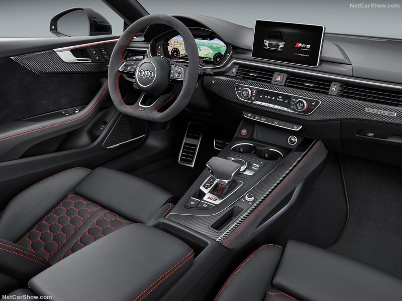 Audi RS5 Coupe 2018 800 43