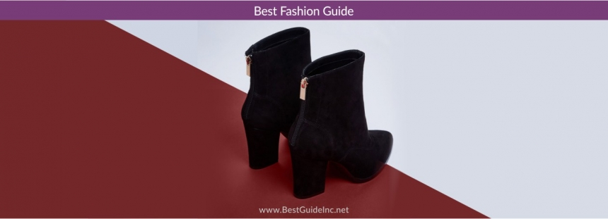 Ankle boots are trending again