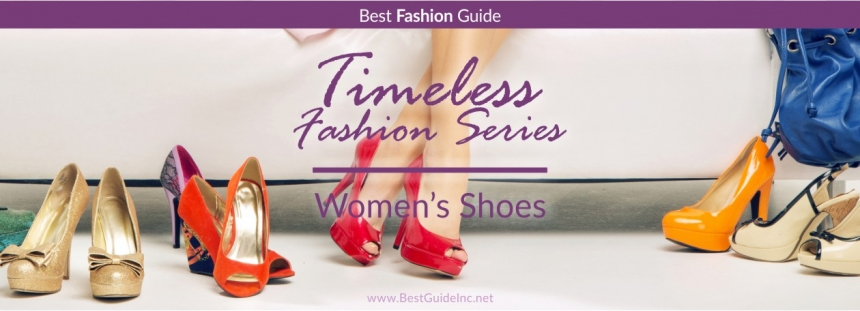 Timeless Fashion Series: Women's shoes