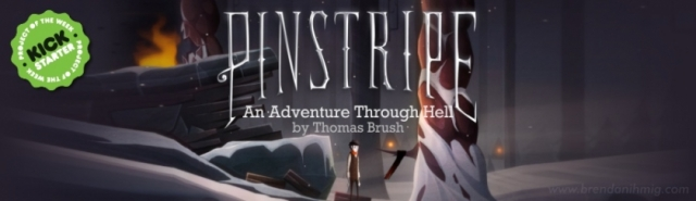 Pinstripe - An Adventure Through Hel