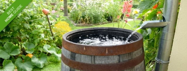 Guide to catching and storing rainwater