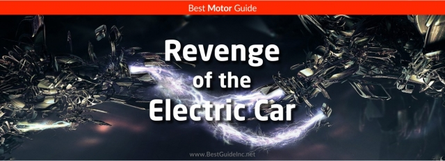 Revenge of the Electric Car - Documentary film